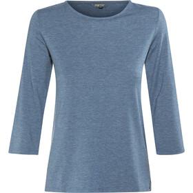 Meru Skara 3/4 Sleeve Shirt Damen poseidon